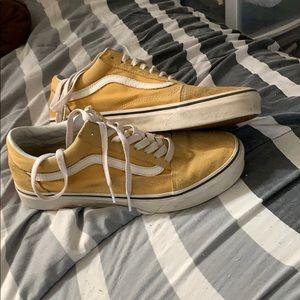 "Yellow Vans ""Old Skool"""